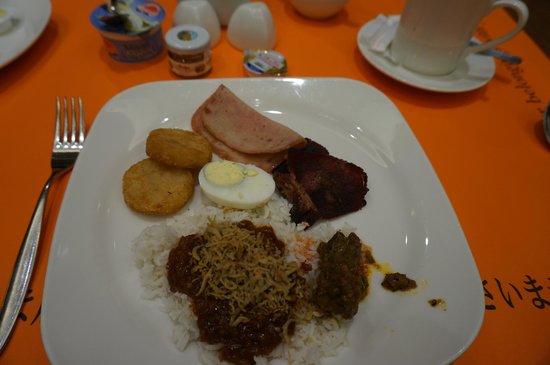 Sama-Sama Hotel KL International Airport: mouth watering food