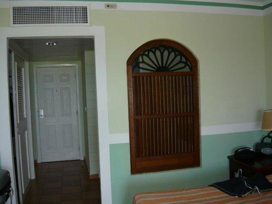 Memories Paraiso Azul Beach Resort : Dans la chambre