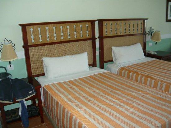 Memories Paraiso Azul Beach Resort : Chambre