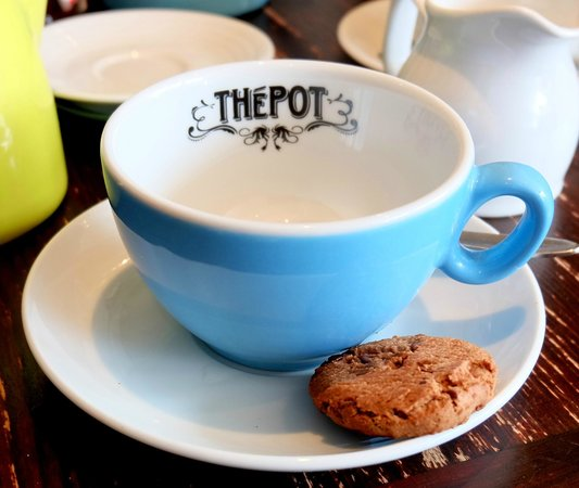 The Pot Bistro: Biscuit with your tea