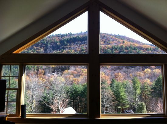 Wells, VT: One of many views from inside