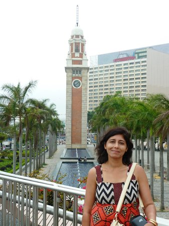 Tsim Sha Tsui Promenade: The Clock Tower