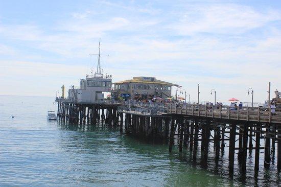 Santa Monica State Beach : Santa Monica Beach