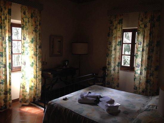 Relais Villa Petrischio: Camera Briseide