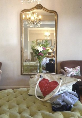 L'Hotel Palermo: Lobby