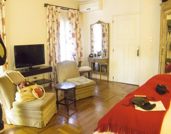 L'Hotel Palermo: Garden Suite #12