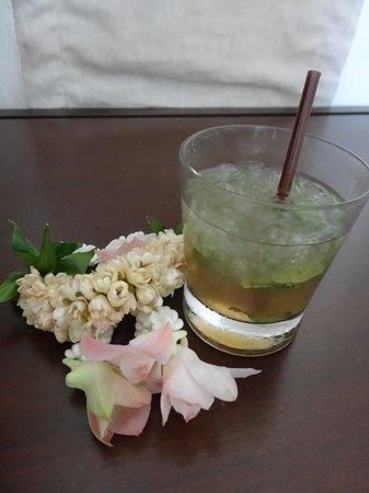 SALA Samui Resort And Spa: Welcome Drink