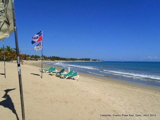 Hotel Villa Taina: Playa Cabarete