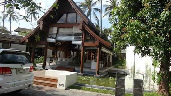 SALA Samui Choengmon Beach Resort: Lobby/ Reception