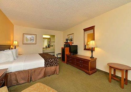 Quality Inn Live Oak: Room/Suite