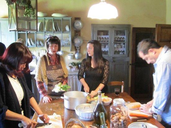 Borgo Argenina: Cooking Class