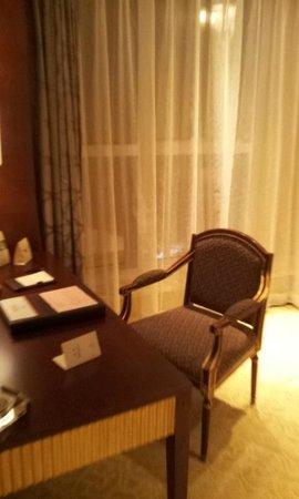 Central Hotel Shanghai: Scrivania per gli appunti ...