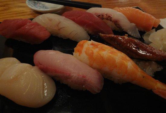 Zen Japanese Restaurant: Omakase - Nigiri