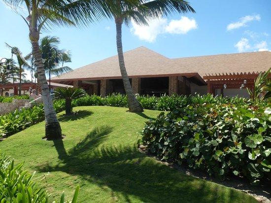 Majestic Colonial Punta Cana: Le restaurant de la plage, très agréable tant le midi que le soir