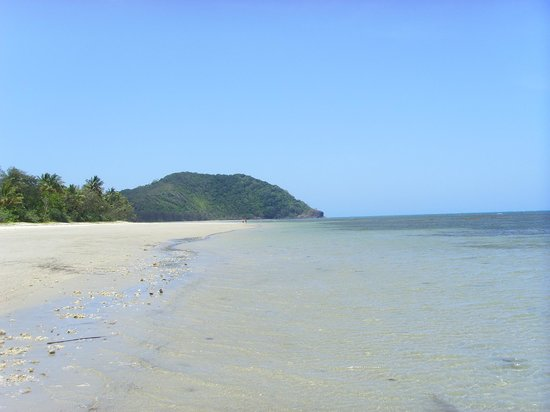Daintree National Park: Cape Trib Beach