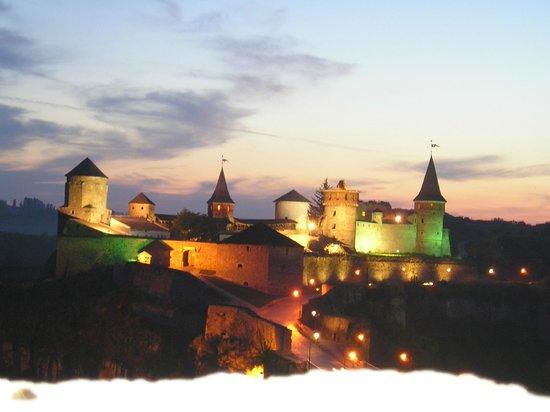 Kamenet's Podolsky Castle : Крепость