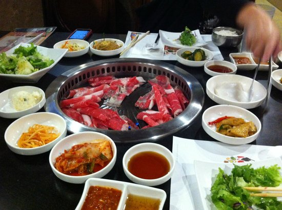 Good All You Can Eat Korean Bbq Review Of Go Goo Ryeo Restaurant Garden Grove Ca Tripadvisor