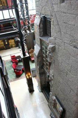 Clontarf Castle Hotel: Reception