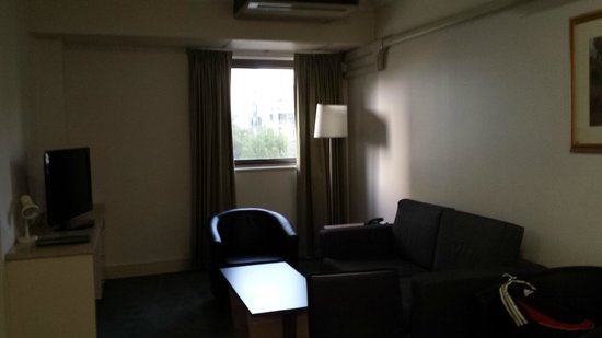 Comfort Inn & Suites Goodearth Perth: Living room