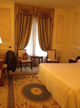 Grand Visconti Palace : La stanza