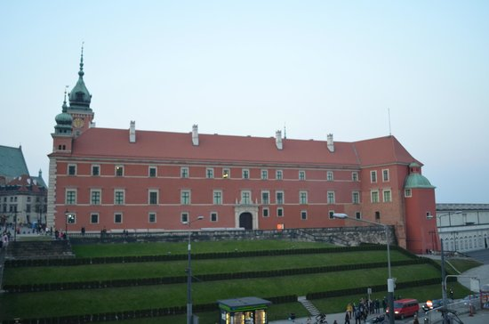 Old Town Market Square: замек Крулевски