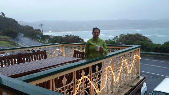 Grand Pacific Hotel Lorne: wonderful view