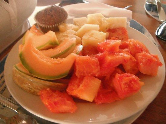 Viva Wyndham Dominicus Beach : frutta