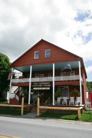 Vermont Country Store : The Vermont  Country Store