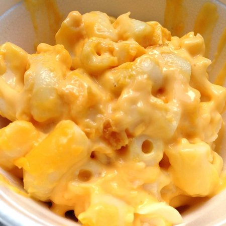 VooDoo BBQ: Macaroni and Cheese