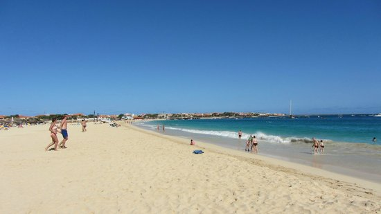 Hotel Oasis Belorizonte : More beach...