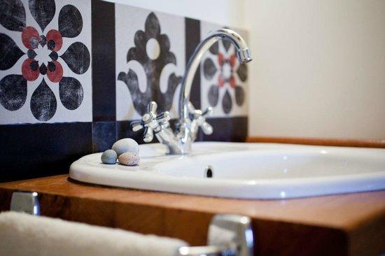 Ca' Barbona: il bagno in comune