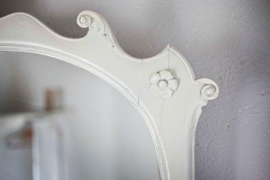 Ca' Barbona: lo specchio della camera