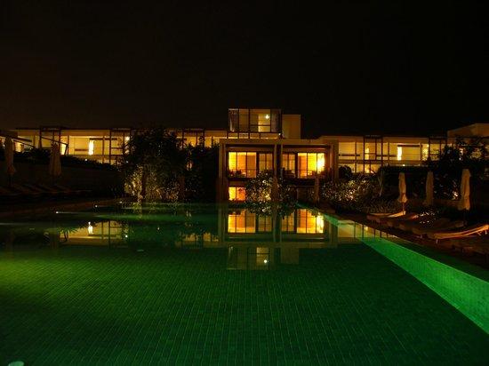 Hyatt Regency Danang Resort & Spa: Pool im Regency Club