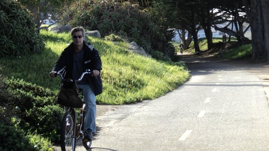 Monterey Peninsula Recreational Trail: Monterey