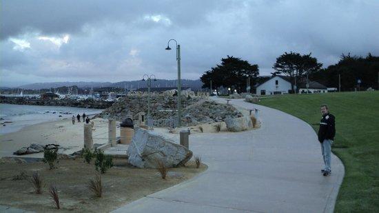 Monterey Peninsula Recreational Trail : Monterey