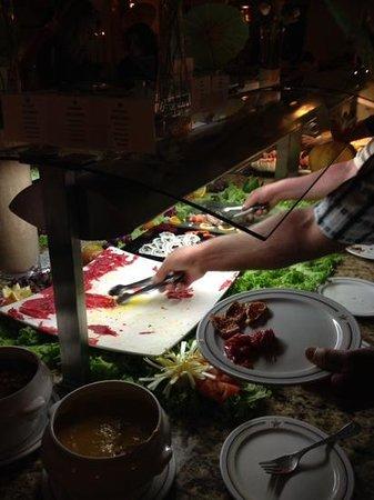Iberostar Club Boa Vista: еда на любой вкус