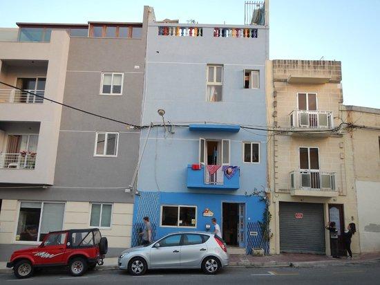 Hostel Malti: street view