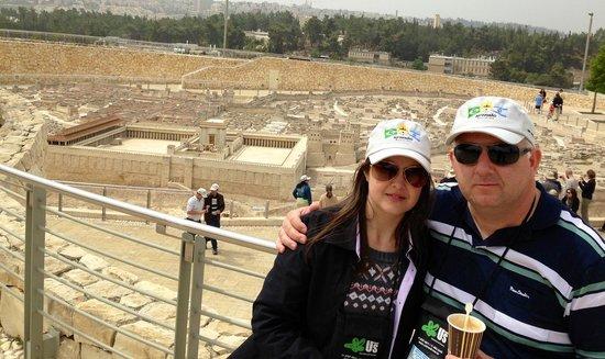 Musée d'Israël : Um lindo lugar!