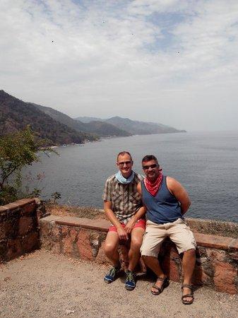 Estigo Tours: Scenic overlook