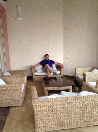 Iberostar Club Boa Vista: много мест для отдыха
