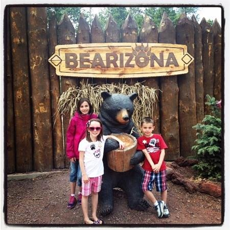Bearizona Wildlife Park: Bearizona