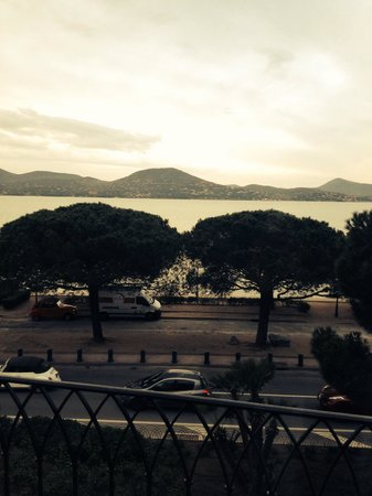 La Bastide du Port : View from the room (sea view room)