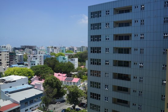 Hotel Jen Male: Don't expect much from a Male city tour