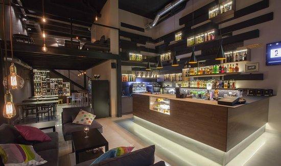 8My Kwadrat Restaurant