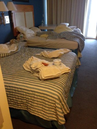 Royal Atlantic Beach Resorts: This is how they clean your room