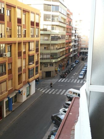 Estudiotel Alicante : chambre