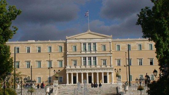 Hellenic Parliament : Здание Парламента