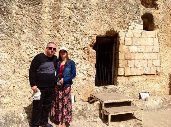 Calvaire de Gordon : Túmulo de José de Arimatéia! Emprestado a Jesus Cristo por apenas três dias! Depois não precisou