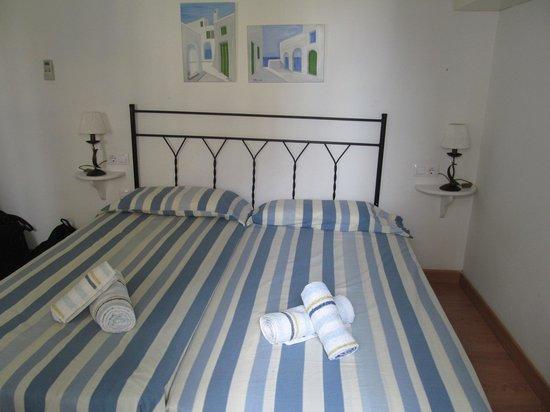 Pension San Miguel: Bedroom