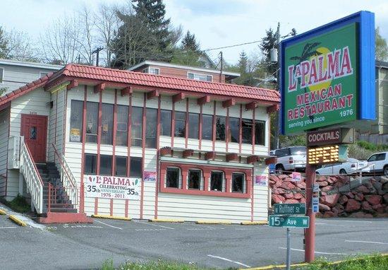 Mexican Restaurant Near Ballard